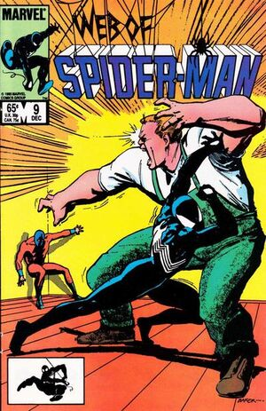 Web of Spider-Man Vol 1 9