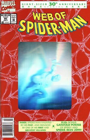 Web of Spider-Man Vol 1 90