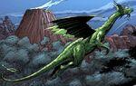 Fin Fang Foom (Mindless One) (Earth-616) Incredible Hulk Vol 2 79