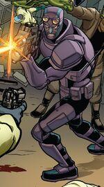 Greg Salinger (Earth-616) from Deadpool & the Mercs for Money Vol 1 1 001