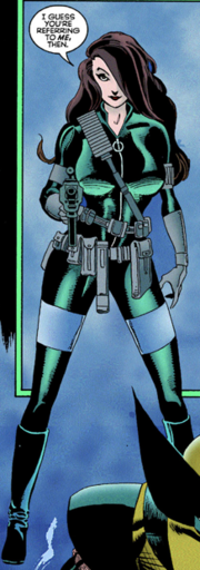 Martinique Wyngarde (Earth-616) from Wolverine and Gambit Victims Vol 1 2
