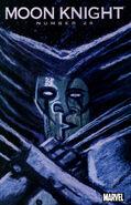 Moon Knight Vol 5 29 Wolverine Art Appreciation Variant