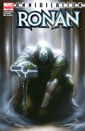 Annihilation Ronan Vol 1 2