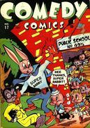 Comedy Comics Vol 1 17