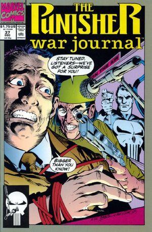 Punisher War Journal Vol 1 37