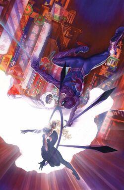 Amazing Spider-Man Vol 4 7 Textless