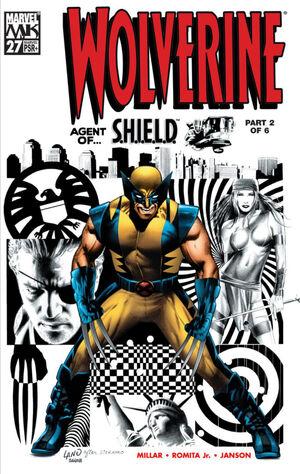 Wolverine Vol 3 27
