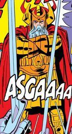 Odin Borson (Duplicate) (Earth-616) Thor Vol 1 217