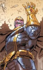 Thanos (Earth-94241) from Infinity Gauntlet Vol 2 4 001