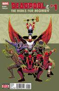 Deadpool & the Mercs for Money Vol 2 1
