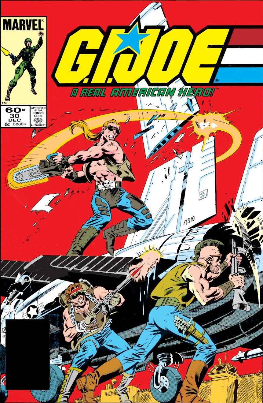G.I. Joe A Real American Hero Vol 1 30