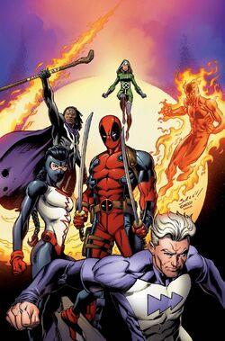 Uncanny Avengers Vol 3 9 Textless