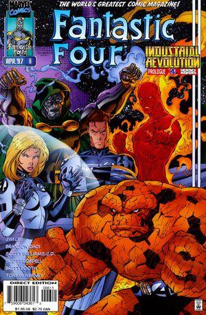 Fantastic Four Vol 2 6