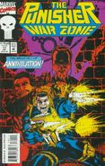 Punisher War Zone Vol 1 17