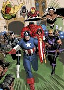 Avengers (Earth-616) from Avengers Vol 4 20 001