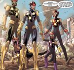 Bakian Clan (Earth-94241) from Infinity Gauntlet Vol 2 2 001