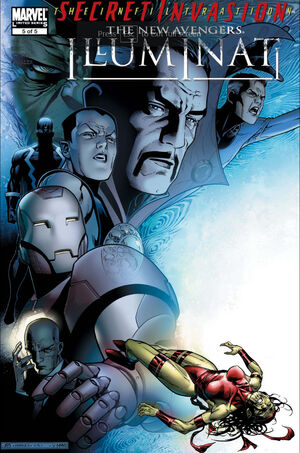 New Avengers Illuminati Vol 2 5