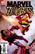 Marvel Zombies Vol 1 4 Second Printing
