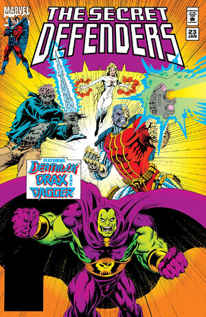 Secret Defenders Vol 1 23