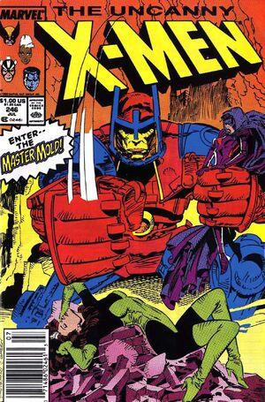 Uncanny X-Men Vol 1 246