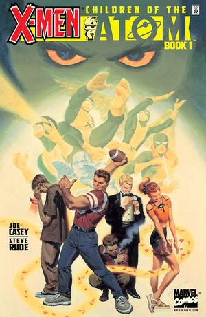 X-Men Children of the Atom Vol 1 1