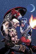Avengers X-Sanction Vol 1 1 Textless