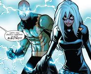 Felicia Hardy (Earth-616) and Maxwell Dillon (Earth-616) from Amazing Spider-Man Vol 3 5 001