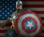 Steven Rogers (WWII) (Earth-TRN517) from Marvel Contest of Champions 001