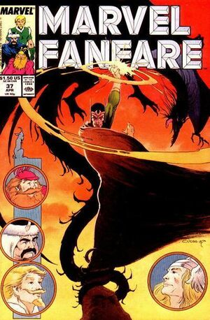 Marvel Fanfare Vol 1 37