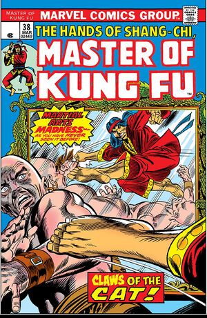 Master of Kung Fu Vol 1 38
