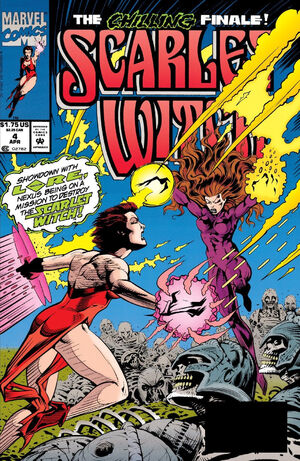 Scarlet Witch Vol 1 4