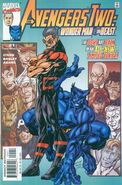 Avengers Two Wonder Man & Beast Vol 1 1