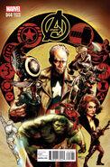 Avengers Vol 5 44 Harris Variant