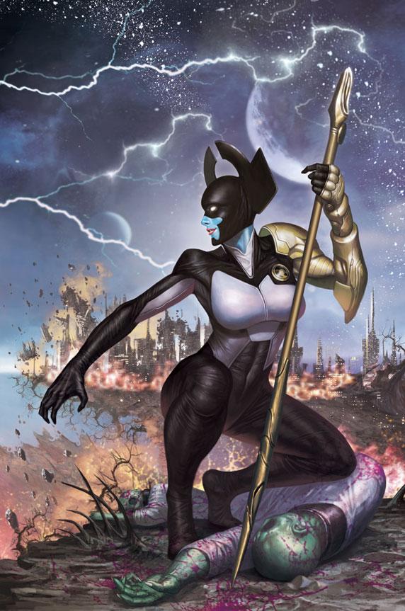 Image result for Marvel Proxima Midnight
