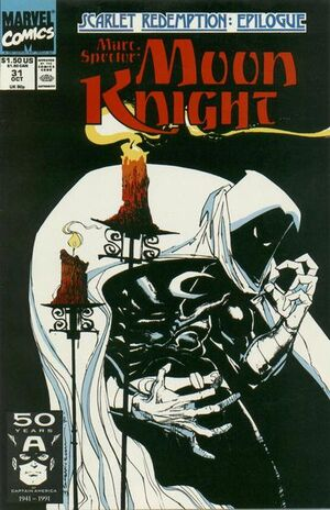 Marc Spector Moon Knight Vol 1 31