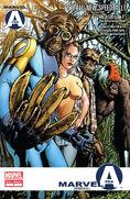 Marvel Apes Speedball Special Vol 1 1