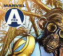 Marvel Apes: Speedball Special Vol 1 1