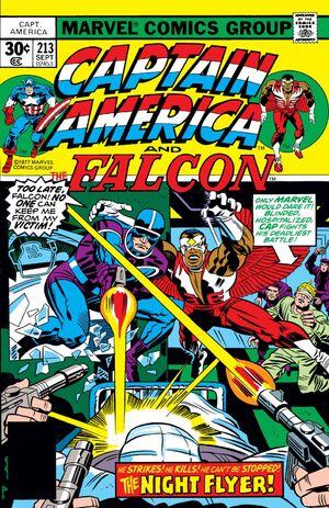 Captain America Vol 1 213