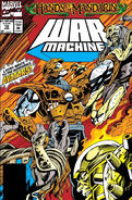 War Machine Vol 1 10