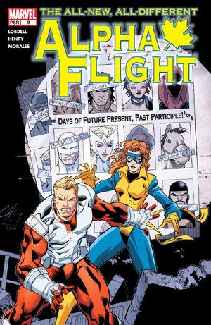 Alpha Flight Vol 3 9
