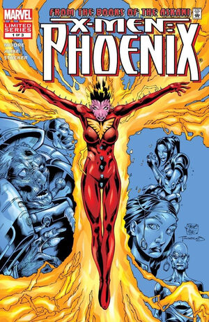 X-Men Phoenix Vol 1 1