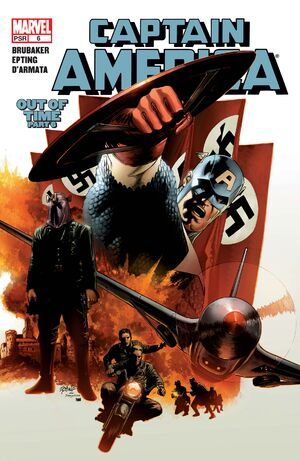 Captain America Vol 5 6