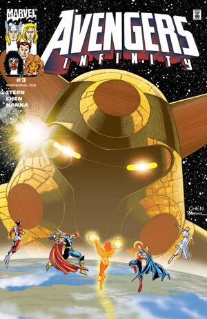 Avengers Infinity Vol 1 3