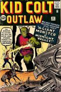 Kid Colt Outlaw Vol 1 107