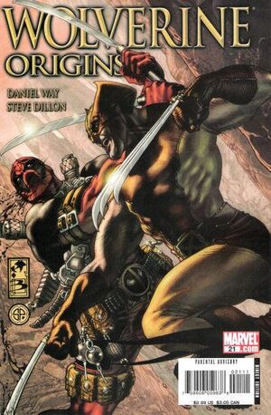 Wolverine Origins Vol 1 21