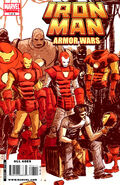 Iron Man & the Armor Wars Vol 1 1