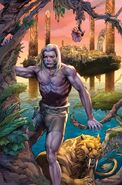 Ka-Zar Vol 4 2 Textless