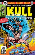 Kull the Destroyer Vol 1 16