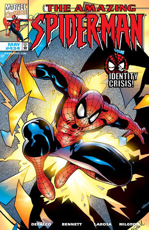 Amazing Spider-Man Vol 1 434