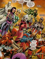 Avengers (Earth-11051) from Avengers The Children's Crusade - Young Avengers Vol 1 1 0001
